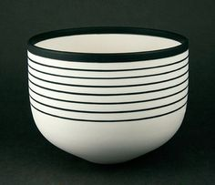 8 Banded Bowl 2 by Nicholas Homoky