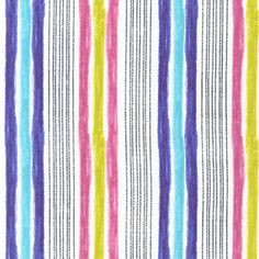 PINK & PURPLE STRIPES From Robert Kaufman's Fly by StitchStashDiva, $8.75