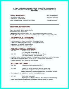 College Admissions Resume Classy Nice Write Properly Your Accomplishments In College Application .