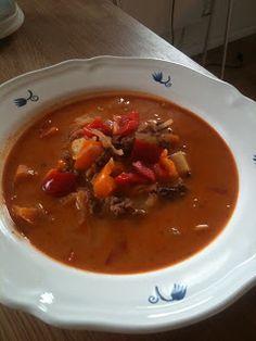 Billig og god middag: Gulasj suppe a la Tina
