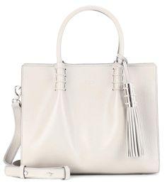Tod'S Leather top-handle handbag