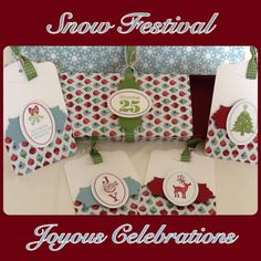 Stampin' Up! - Joyous Celebration
