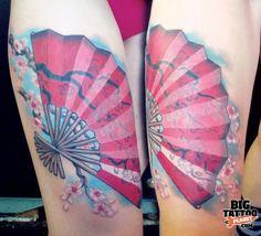 fan tattoo - Pesquisa Google