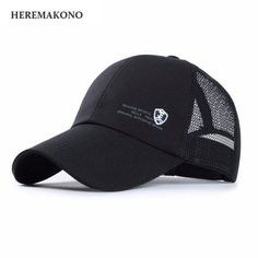 Mesh and Fullpanel Hats with logo f379b9a12012