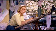 Barbara Bel Geddes in Vertigo 1958