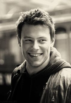 Yes, I cried when I found out he died.. yes, I am obsessed with glee.