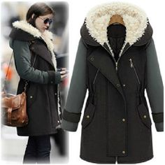 Find More   Information about Women's Winter Long Coat Large Size with Fur Jacket Park Cotton Padded Jacket Parkas Winter Coat Women XXL Winter Coat Jacket,High Quality  ,China   Suppliers, Cheap   from kwbetter shopping mall on Aliexpress.com
