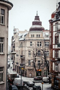 poznań, poland | cities in europe + travel destinations #wanderlust