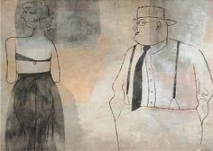 Ben Shahn, Suzanna and the Elders