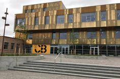 Campus Bornholm Technical Schools, Linear Lighting, School Building, Light Year, Lighting Solutions, Higher Education, Save Energy, Sustainability, Challenges
