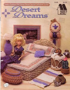 As Minhas Pequenas Artes e Travessuras: Móveis para casa de bonecas