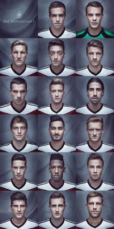 8c80803e8 Die Mannschaft -- The Team! Congrats to Germany for an absolutely FABULOUS  World Cup