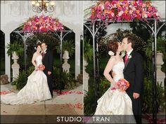 Jonathan and Megan Married - Studio Tran Photographers