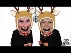 On the 5th Day of Social Media - Five Funky Fearless Leader Videos: Macareindeer