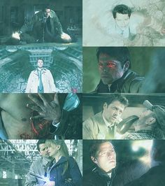 Angel of the Lord - Castiel. I have to start catching back up.