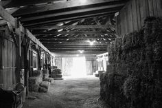 The magic of a barn