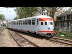 Diesel III (NS 27) terug na renovatie te Maliebaan Station 26 april 2009