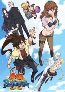 Nonton Gakuen Basara Subtitle Indonesia Basara Anime Sengoku Basara