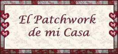 El Patchwork de Mi Casa: Cambiador de Bebé Quilt Block Patterns, Pattern Blocks, Quilt Blocks, Diy Nappy Bag, Quilling, Quilts, Tutorials, Placemat, World