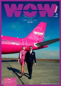 WOW air celebrates 5 years in the air this summer with a recap of the WOW history. We travel inside a volcano, find out what happens when a big glacial river is dammed and learn all about cairns in Iceland. Also we visit some of WOW air's hottest des. Time Travel, Us Travel, Wow Air, Iceland Island, Money Pictures, Life Guide, Power To The People, Top Travel Destinations