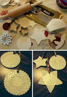 DIY: #Christams #Decorations