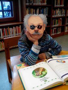 """""""I'm an Einstein"""" Mask"""