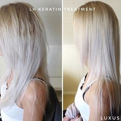 Keratin Treatment - NEW! Introducing LH Keratin Treatment - 280 ml:Wouldn t it be magical to transform your messy/wavy hair into a smoother, glossier and healthier version? Color Trends 2018, Hair Trends 2018, Purple Hair, Ombre Hair, Bad Hair Day, My Hair, Messy Wavy Hair, Galaxy Hair, Hair Quotes
