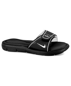 6b3508e2b35f Nike Women s Comfort Slide Sandals from Finish Line   Reviews - Finish Line  Athletic Sneakers - Shoes - Macy s