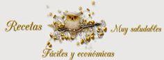 Recetas-Muy variadas-Fáciles-Económicas