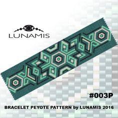 He encontrado este interesante anuncio de Etsy en https://www.etsy.com/es/listing/272956698/peyote-bracelet-pattern-peyote-pattern