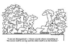 Documentation is imperative 2 tenant & landlord; but, without document control it is pointless  www.CRELeaseTalk.com