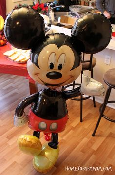 Mickey Mouse Air Walker Balloon