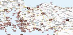 Türkei Karte Mit Nummern - https://bilderpin.com/14335/turkei-karte-mit-nummern/ -Bilder Pin
