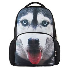 Hynes Eagle Personalized 3D Animal Print Polyester Fashion Casual Backpacks (Husky) Hynes Eagle http://www.amazon.com/dp/B00NG7FJ3W/ref=cm_sw_r_pi_dp_TrMSvb0VA43PM