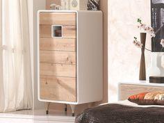Chiffonnier. Mod. NORDIC 512 PATAS Tall Cabinet Storage, Locker Storage, Lockers, Furniture, Home Decor, Solid Wood, Decorative Storage Boxes, Nordic Style, Headboards