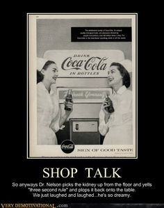 1934 Coke Coca Cola Ad ~ Nurse in Hospital Coke Ad, Coca Cola Ad, Medical Humor, Nurse Humor, Medical Art, Medical History, All Nurses, Nurses Week, Very Demotivational