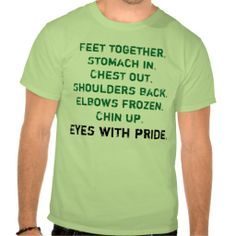 """Eyes with Pride"" Marching Band Tee"