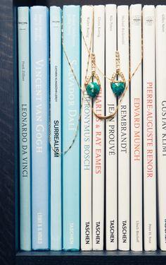 jewellery as interior decoration