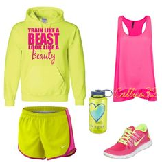 Workout #3, created by callico32 on Polyvore