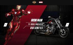 HD - Homem de Ferro - Ousadia