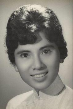 Moeder Teresa 18 jaar