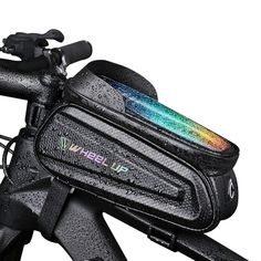 Bicycle Front Touch Screen Phone Case Bag, Best shopping experience, new products added everyday. For best shopping experience visit us, trainedtools.com Cell Phone Holder, Phone Cases, Watch Mobile Phone, Bicycle Bag, Bicycle Tools, Mtb Bicycle, Cycling Bag, Frame Bag, Bike Frame