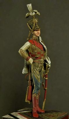 Colonel General of Hussars.