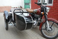 Beemer Side Car Motorcycle Sidecar Kit - Fits All Yamaha Models