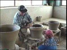 Crete Pottery 03 (Large Pot 2)