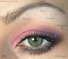 Nihrida: Eye Make Up Looks with Everyday Minerals