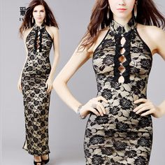 Cheongsam Qipao Chinese Dresses - Modern and Traditional Long and Short - Large Collection