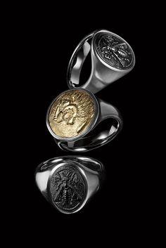 Petrvs® rings for men.