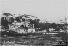 Augusto Malta - Praia do Russel. Ano de 1904