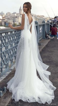 Sheer Wedding Dress, Wedding Dress Gallery, Lace Mermaid Wedding Dress, Gorgeous Wedding Dress, Mermaid Dresses, Beautiful Gowns, Country Wedding Dresses, Best Wedding Dresses, Bridal Dresses